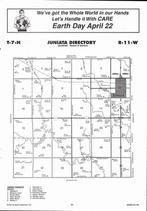 Juniata Township, Thirty-Two Mile Creek, Directory Map, Adams County 2007